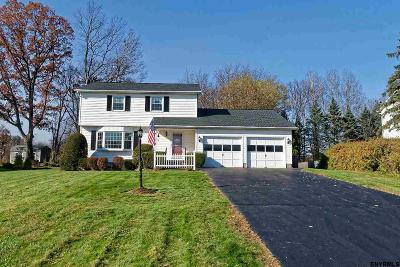 Clifton Park Single Family Home For Sale: 13 Denhelder Dr