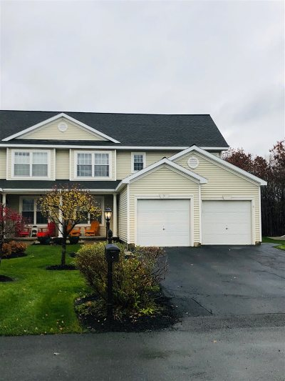 Rensselaer County Single Family Home Back On Market: 51 Patroon Pointe Dr