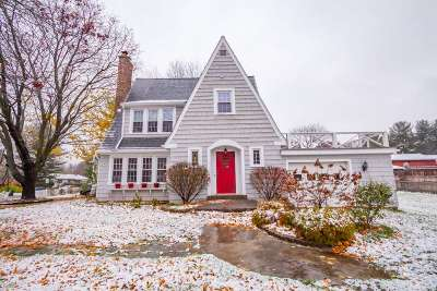 Glenville Single Family Home New: 391 Ballston Rd