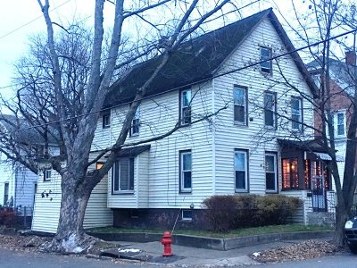 Gloversville NY Single Family Home New: $34,500
