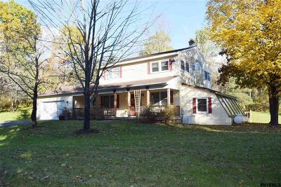 Rensselaer County Single Family Home For Sale: 3 Laura Dr