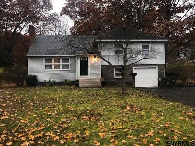 Glenville Single Family Home New: 131 Birch La