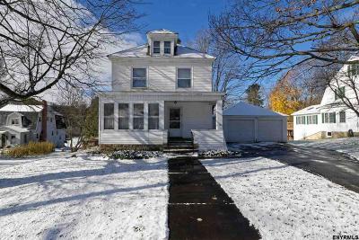 Glenville Single Family Home New: 6 Brookside Pl