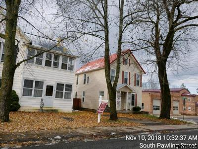 Hagaman Single Family Home For Sale: 134 S Pawling Av