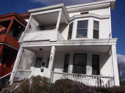 Albany NY Two Family Home For Sale: $154,900