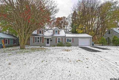 Rotterdam Single Family Home Price Change: 1009 Outer Dr