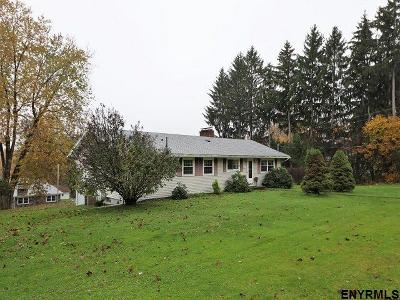 Rensselaer County Single Family Home New: 14 Robin La