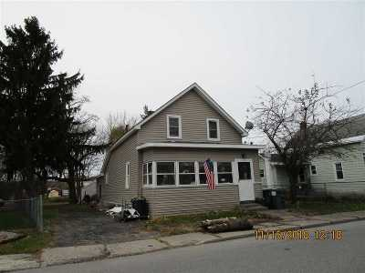 Mechanicville, Stillwater Single Family Home Extended: 67 Round Lake Av
