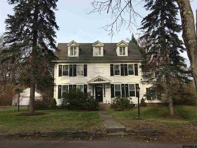 Menands Single Family Home For Sale: 1 W Kenmar Rd