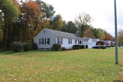 Colonie Single Family Home For Sale: 49 Parkwood Dr