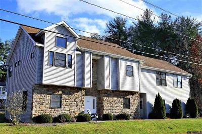 Saratoga Springs Single Family Home For Sale: 1250 State Route 9p
