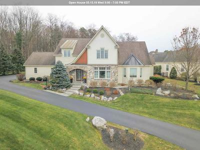 Saratoga Springs NY Single Family Home For Sale: $1,075,000