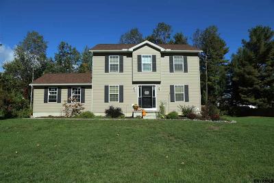 Fulton County, Hamilton County, Montgomery County, Saratoga County, Warren County Single Family Home New: 8 Middleton Rd