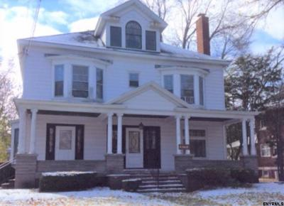 Schenectady Single Family Home New: 1368 Union St
