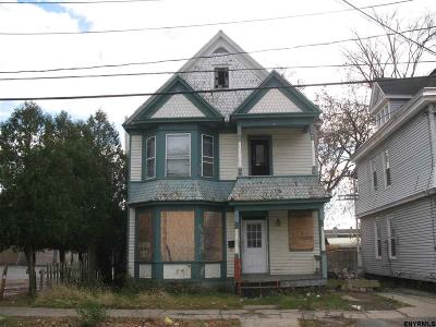Schenectady Single Family Home New: 3 Swan St
