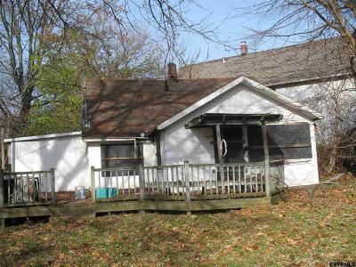 Schenectady Single Family Home New: 1534 Third Av