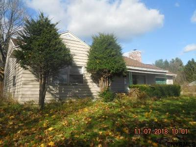 Saratoga County Single Family Home New: 59 County Route 76