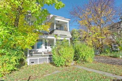 Albany NY Two Family Home Price Change: $179,900