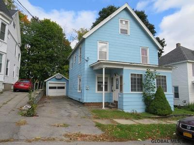 Gloversville Single Family Home For Sale: 8 Highland Terr