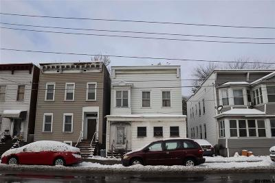 Albany Two Family Home For Sale: 1208 Broadway