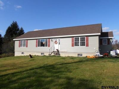 Berne Single Family Home New: 450 Long Rd