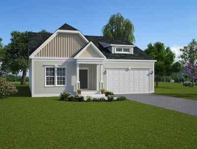Single Family Home New: Lot 4 Phillips Rd