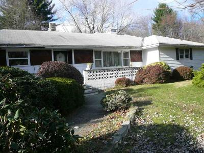 Columbia County Single Family Home For Sale: 3345 State Route 203