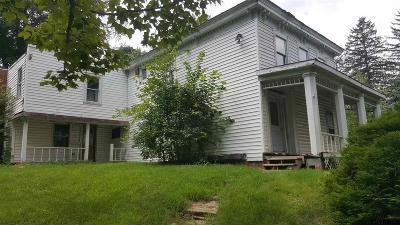 Hoosick Tov NY Single Family Home New: $48,000