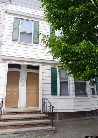 Albany NY Two Family Home New: $189,000