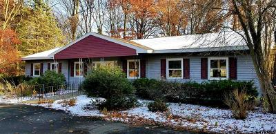 Clifton Park Single Family Home Price Change: 1612 Crescent Rd