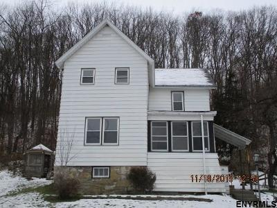 Fort Johnson NY Single Family Home New: $49,900