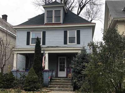 Schenectady NY Single Family Home New: $109,900