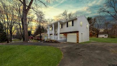 Guilderland Tov NY Single Family Home New: $290,000