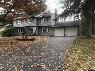Bethlehem Single Family Home Price Change: 30 Huntersfield Rd