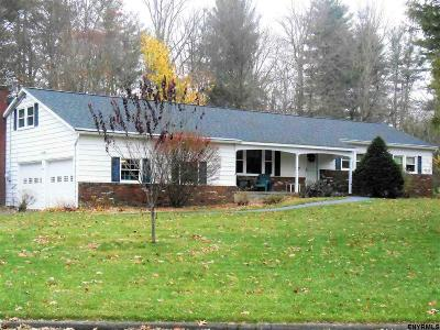 Saratoga County Single Family Home New: 20 Ashley Dr