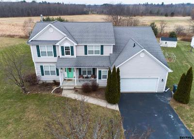Ballston, Ballston Spa, Malta, Clifton Park Single Family Home For Sale: 12 Tintagel Way