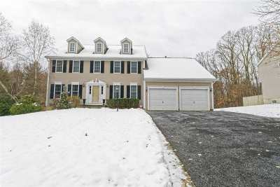 Niskayuna Single Family Home For Sale: 64 Brendan La