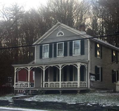 Columbia County Multi Family Home For Sale: 875 Route 20