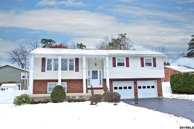 Colonie Single Family Home New: 52 Delafield Dr