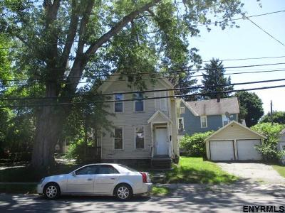 Gloversville NY Multi Family Home For Sale: $43,200