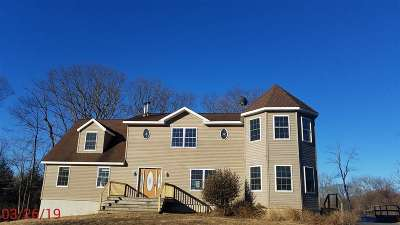 Greene County Single Family Home For Sale: 123 County Route 51