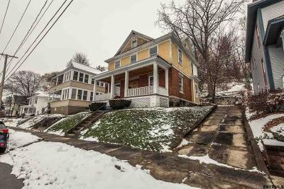 Amsterdam Single Family Home For Sale: 19 Phillips St