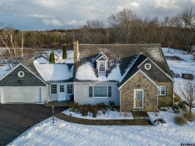 Guilderland Single Family Home For Sale: 7010 State Route 158