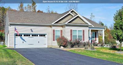 Saratoga County, Warren County Single Family Home For Sale: 5 Morgan Ct
