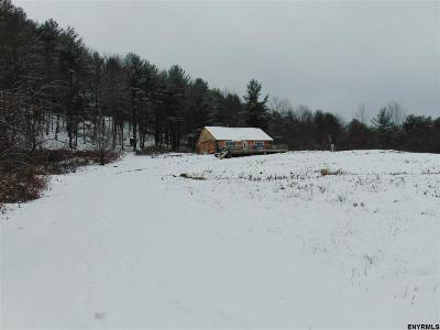 Schoharie County Single Family Home For Sale: 761 W West Fulton Rd