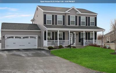 Saratoga County, Warren County Single Family Home For Sale: 31 McCrea Rd