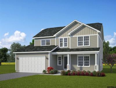 Wilton Single Family Home For Sale: Lot 4 Ushu Ct