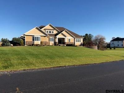 Saratoga County Single Family Home For Sale: 7 Carriage Run