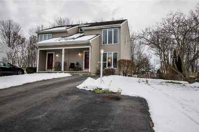 Saratoga County Single Family Home For Sale: 620 Minuteman La