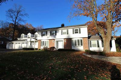 Menands Single Family Home For Sale: 13 Newell Ct